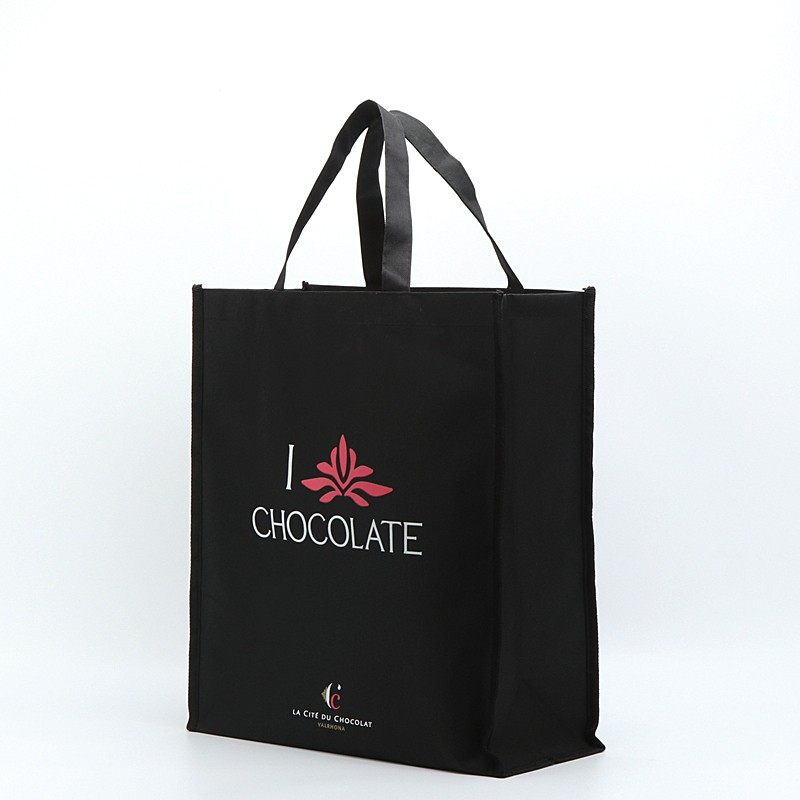 Durable 600 denier polyester tote bag